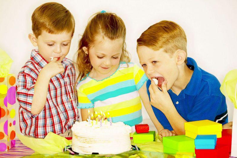 børnefødselsdags aktiviteter